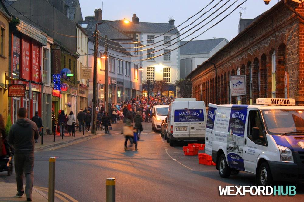 Custom Quay Street, Wexford