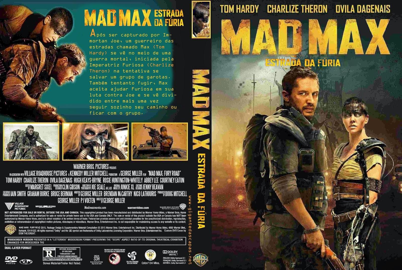 Mad Max Estrada da Fúria HDRip XviD Dual Áudio Mad 2BMax 2BEstrada 2Bda 2BF 25C3 25BAria