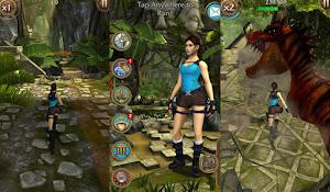 Lara Croft Relic Run Oyunu İndirmeye Sunuldu