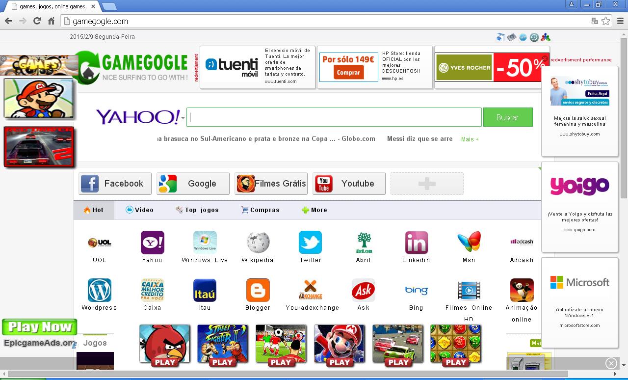 Gamegogle.com