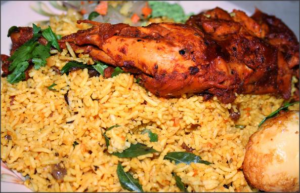 10 Masakan India Paling Lezat