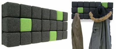 Unique Wall Mounted Coat Racks