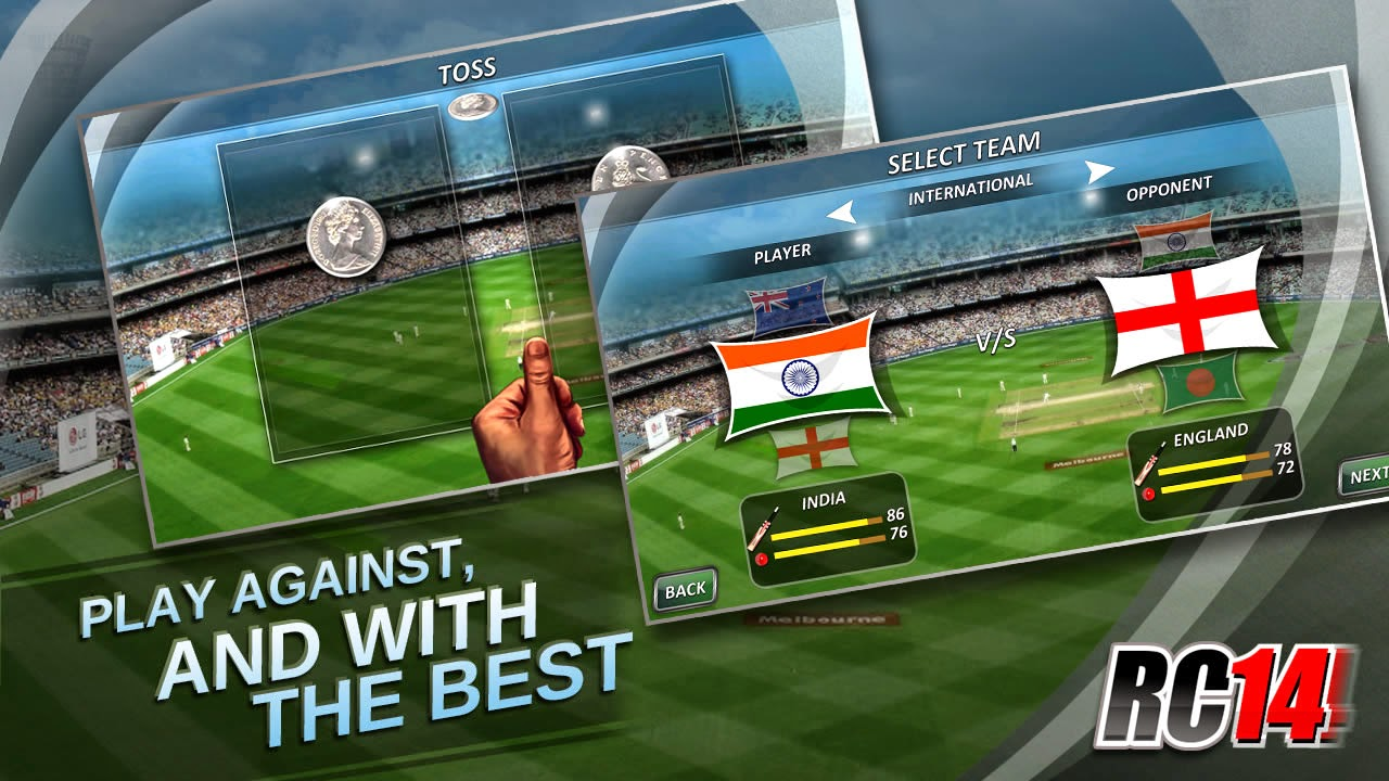 REAL CRICKET14 FULL UNLOCKED MOD APK  İNDİR