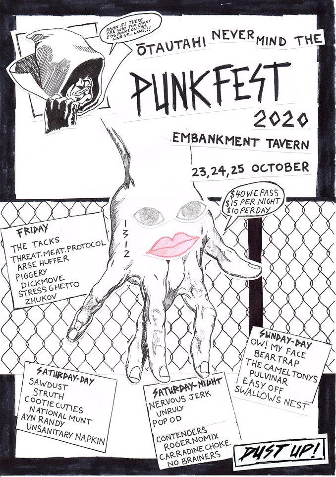 Punkfest 2020!