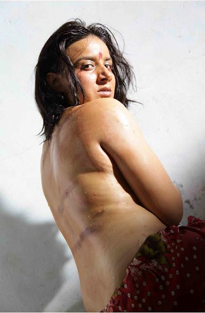 Spicy Pooja Gandhi Shocking Red Hot Nude Bareback pics
