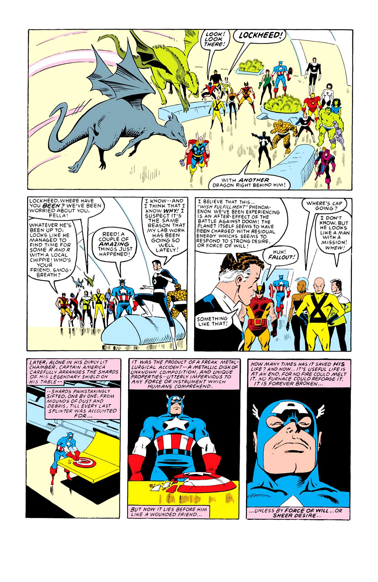 Captain America (1968) Issue #292m #220 - English 39