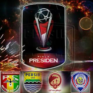Semifinal Piala Presiden 2015