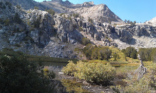Lamoille Canyon Dollar Lake