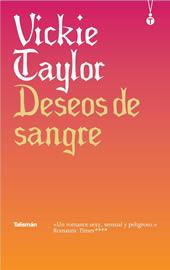 Deseos de Sangre (Vickie Taylor)