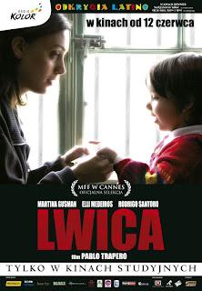 plakat filmu Lwica