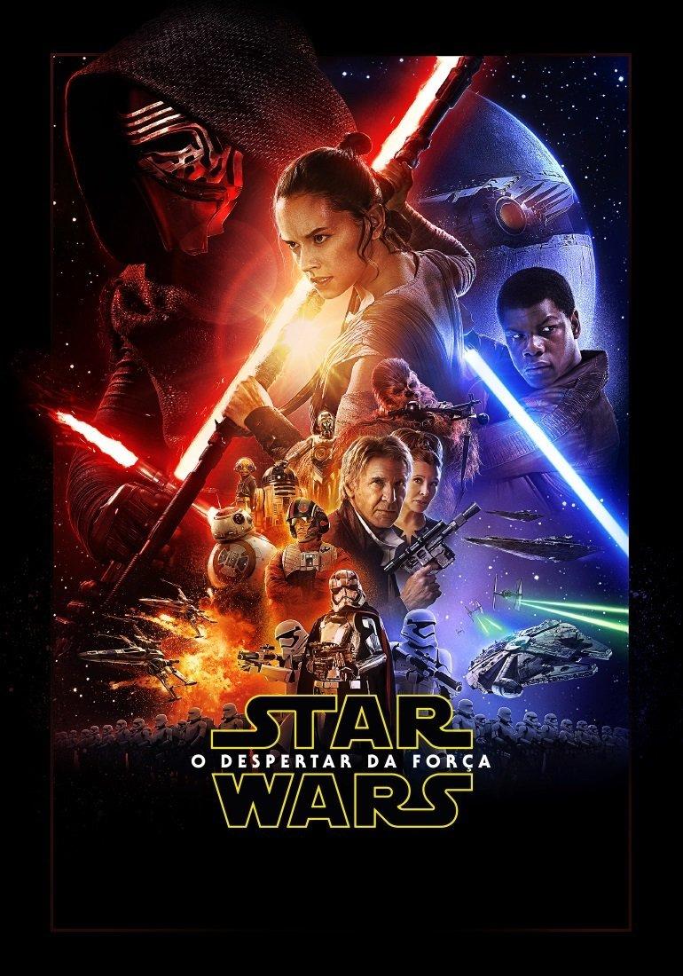 Star Wars: Episódio 7 – O Despertar da Força – Dublado (2015)