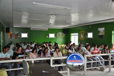 IBICARAÍ: SECRETARIAS DE ASSISTÊNCIA SOCIAL E SAÚDE PROMOVEM CURSO DE CAPACITAÇÃO PARA OS ACS