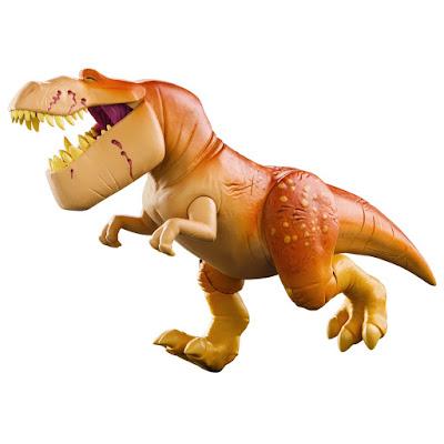 TOYS : JUGUETES - DISNEY El Viaje de Arlo Butch: Dinosaurio | Figura Electronica - Muñeco  The Good Dinosaur Galloping Butch Producto Oficial Película 2015 | Tomy - Bizak | A partir de 3 años Comprar en Amazon España & buy Amazon USA