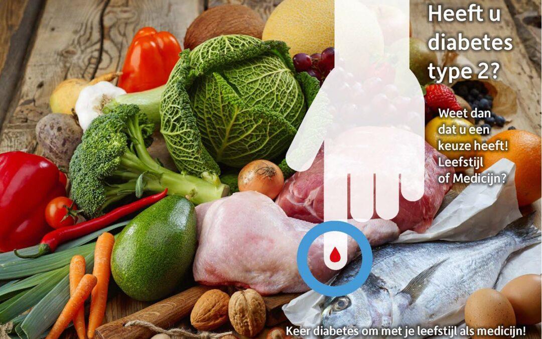 Hebt u diabetes type 2?