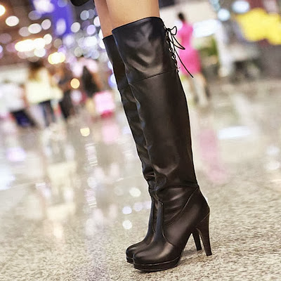 Knee-length Boots for Women