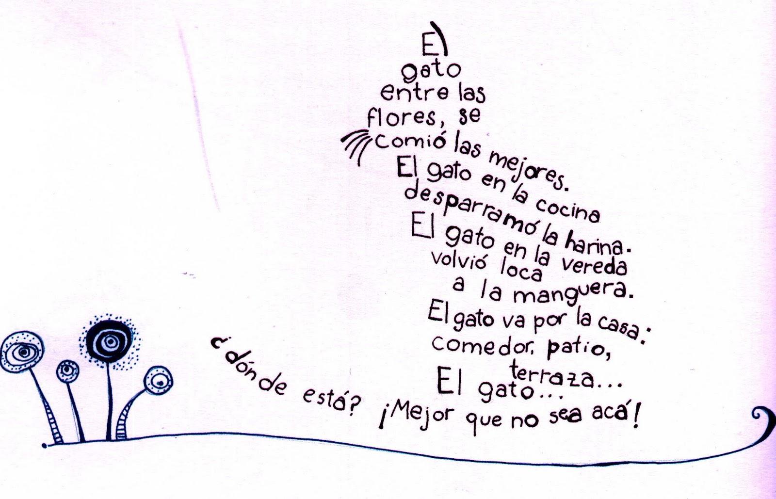 Caligramas para el Día de la Lectura en Andalucía (16 de diciembre
