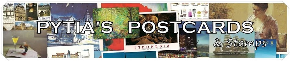 Pytia's Postcards
