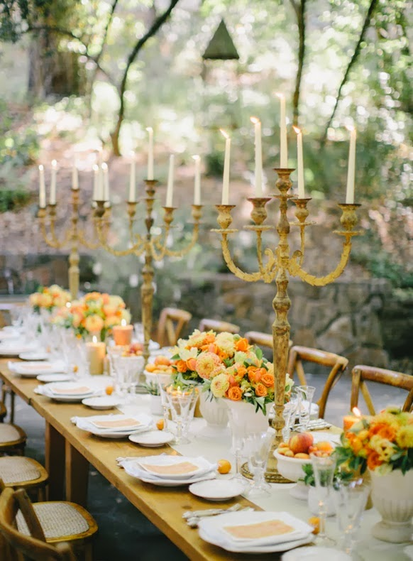 Country wedding table decorations wedding stuff ideas for Country wedding reception decorations