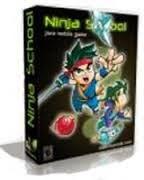 Game ninja school iphone