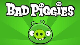 Bad piggies rovio angry birds