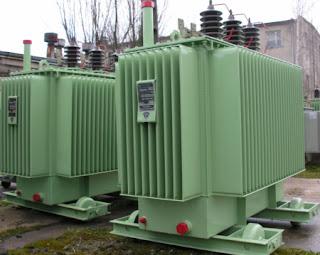 محولات التوزيع الكهربية