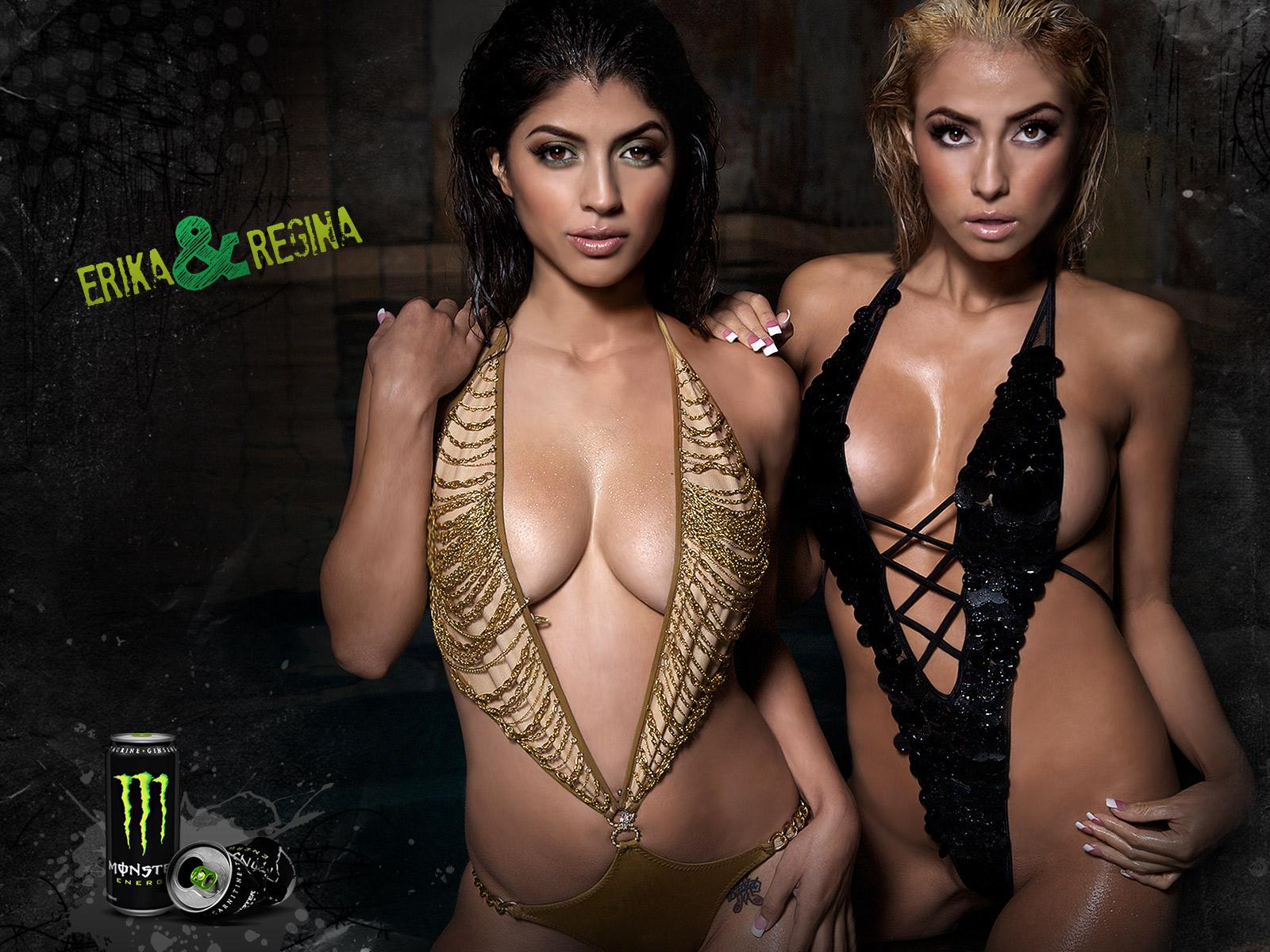 Naked monster energy girls xxx picture