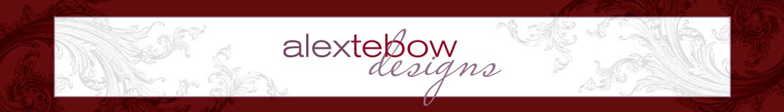 alex tebow designs