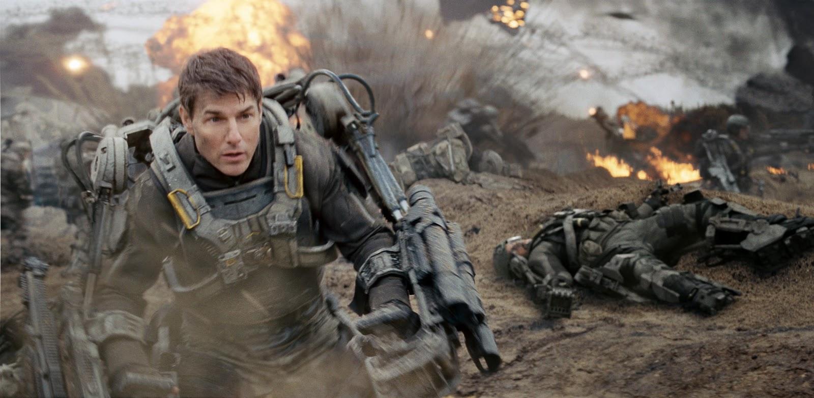 Mais ação no trailer final de No Limite do Amanhã, com Tom Cruise e Emily Blunt