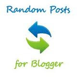 Cara Membuat List Random Post Di Sidebar Blog