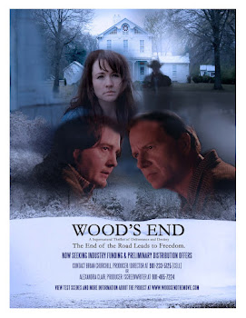 POSTER for Pre-Production Trailer www.woodsendthemovie.com