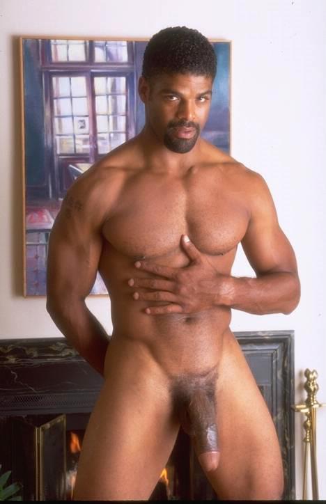 Hot Hairy Naked Black Men