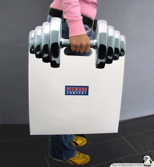 Weight Plastic Bag