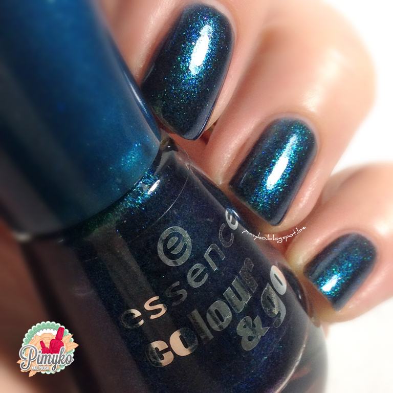 "pimyko swatch ""Miss universe"" by Essence"