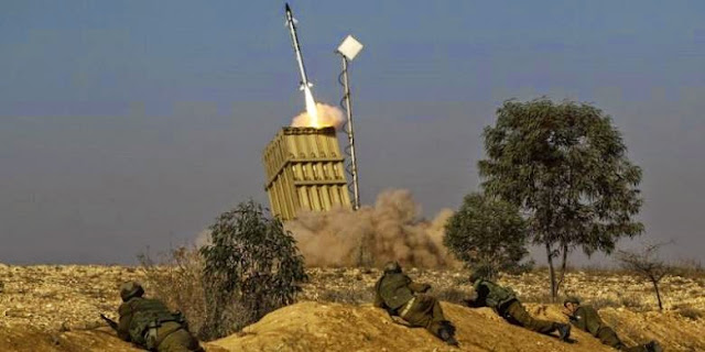 Hacker China Curi Blueprint Iron Dome Israel