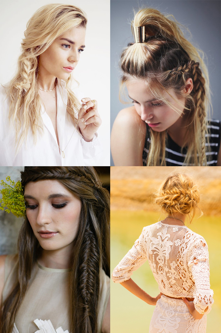 Fashion Attacks summer hair braids inspiration