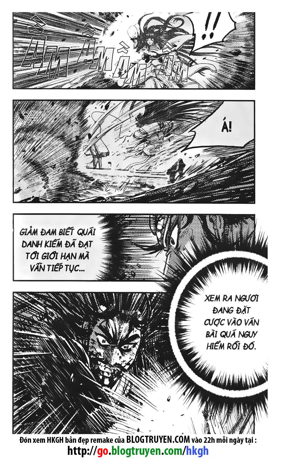 Hiệp Khách Giang Hồ chap 396 Trang 7 - Mangak.info