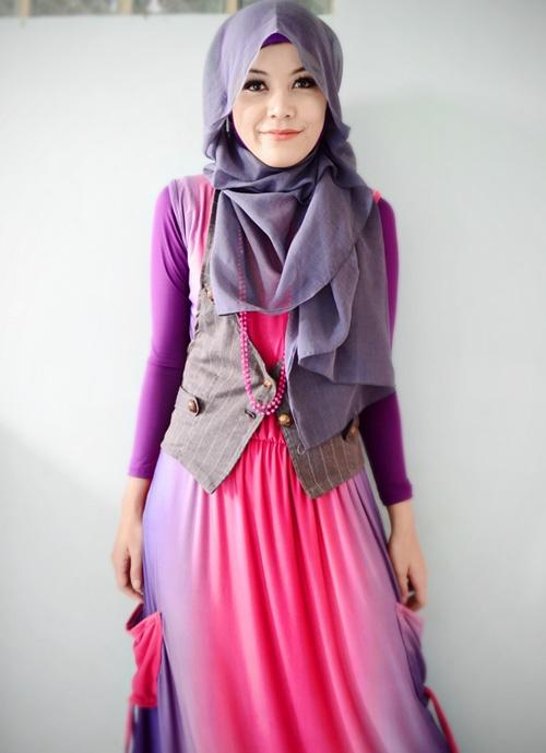 latest fashion new latest style abaya amp hijab 2012