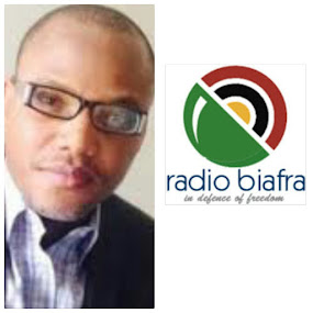 RADIO BIAFRA NNAMDI KANU, A SALUTE TO COURAGE.