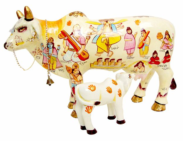 Why do Hindus Worship Cows - Kamdhenu