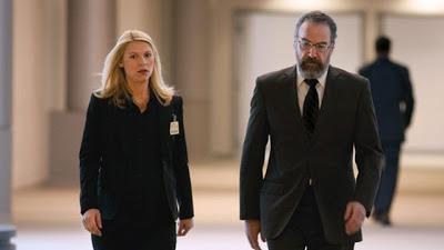 Carrie and Saul in happier times onHomeland