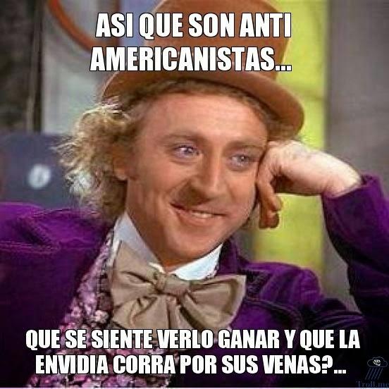 Memes del América5