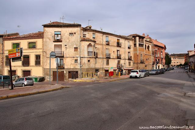 Barriada Molina de Aragón
