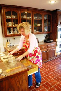 Your innkeeper at The Claiborne House B&B in Virginia http://www.claibornehouse.net/