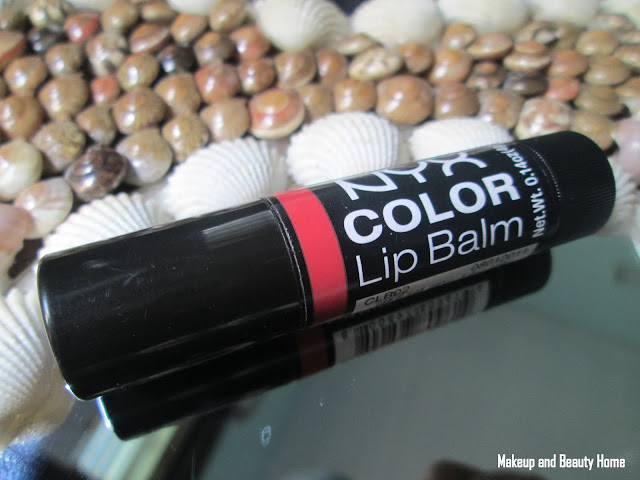 NYX Color Lip Balms in India, NYX Grazie Reviw, NYX Color Lip Balm Price