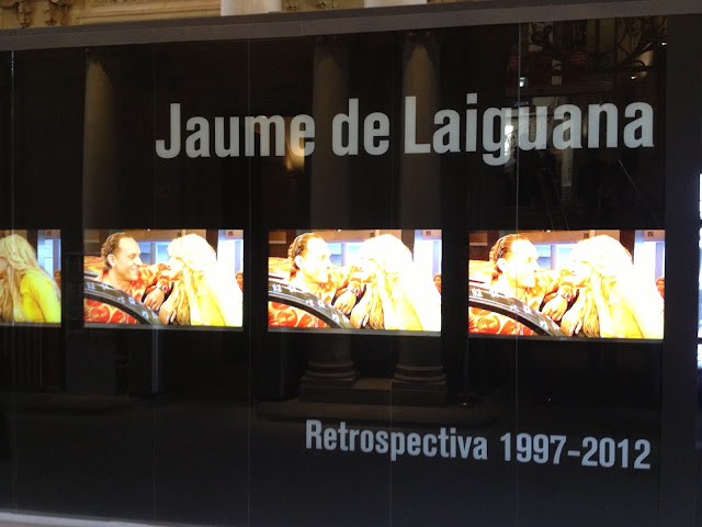 exposición Jaume de Laiguana