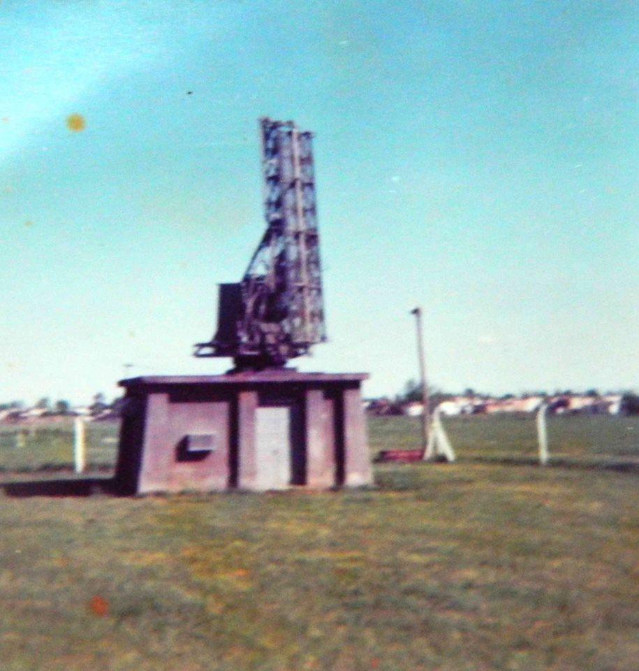 SCR 800 Marconi, radar de altura
