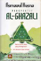 toko buku rahma: buku asmaul husna perspektif al-ghazali, pengarang kh. abdullah zaky al kaaf, penerbit pustaka setia