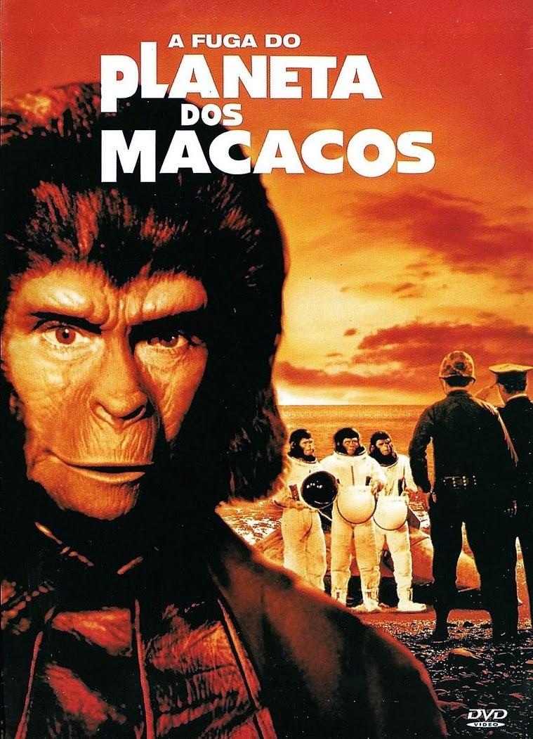 A Fuga do Planeta dos Macacos – Dublado (1971)