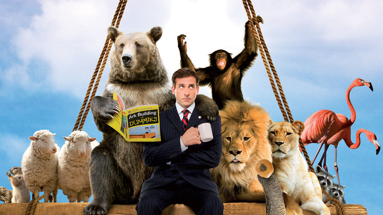 evan almighty Release date: june 22, 2007 steve carell reprises his role as evan baxter -- the polished, preening newscaster of the first film -- who finds himself the nex.