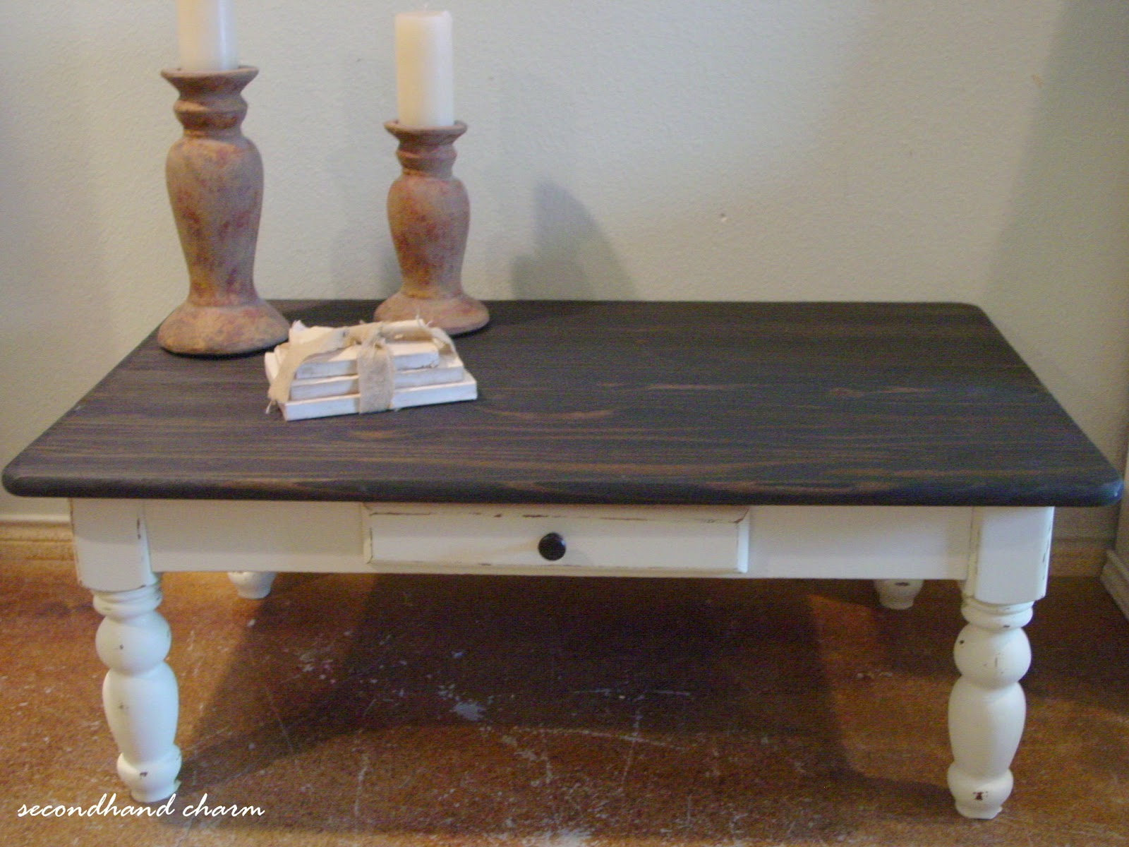 Secondhand Charm Beautiful Wood Coffee Table 150 Sold